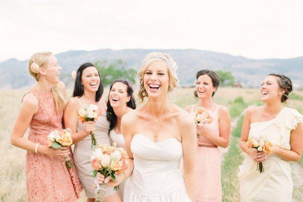 Подготовка к свадьбе лучших подруг