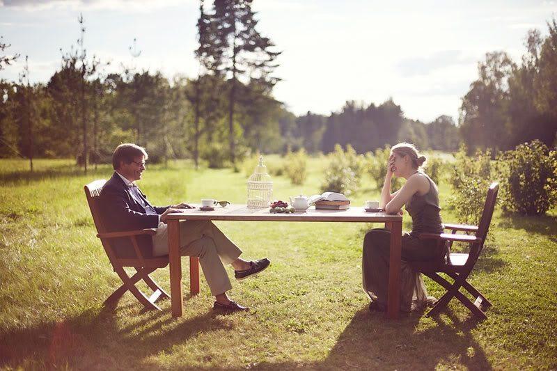 Солнечная love-story Ани и Олега