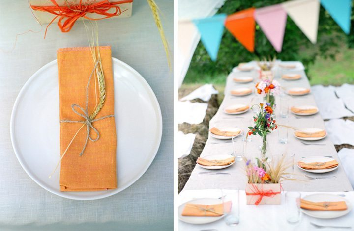 Свежесть лета: Свадьба Святослава и Алисы