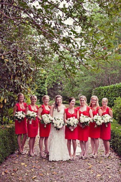 Образы подружек невесты 2