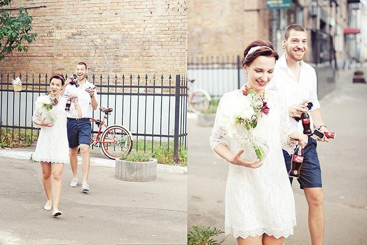 Что одеть вместо свадебного платье