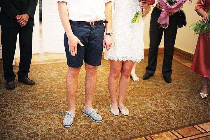 В чем пойти разводиться