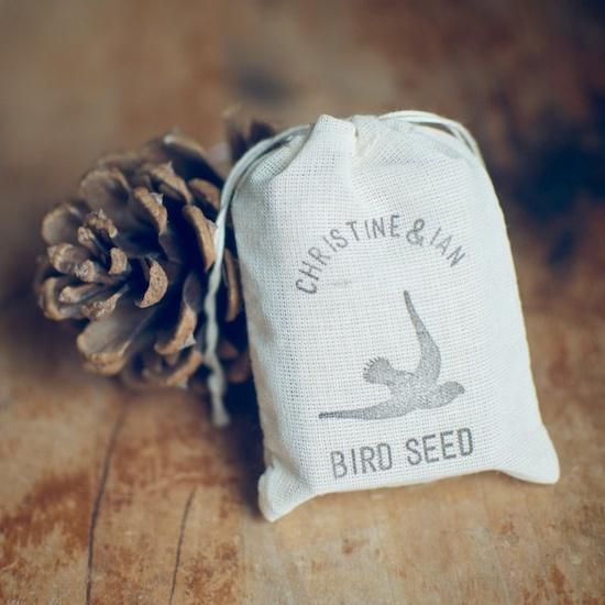 [5] Комплименты гостям - корм для птиц