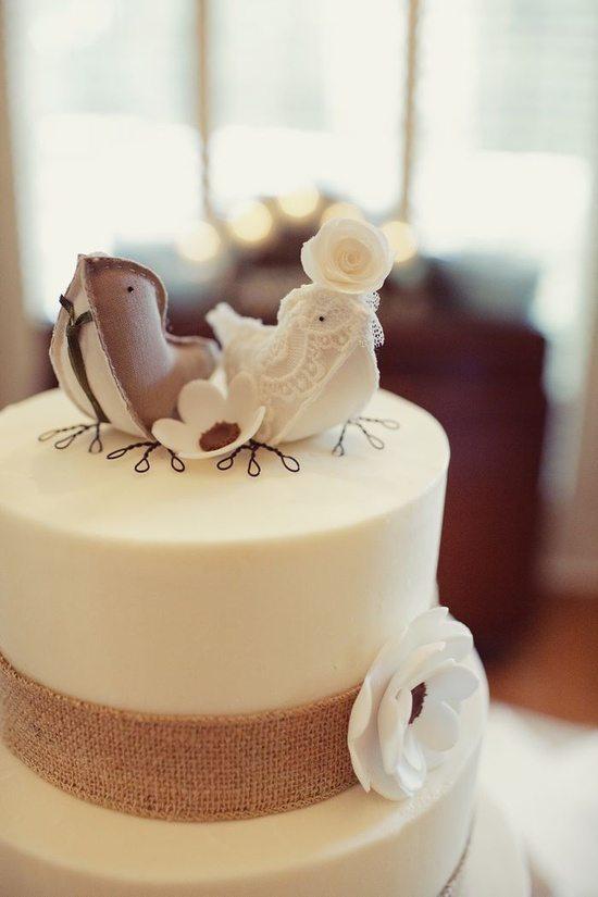 [5] Топпер для свадебного торта - 2