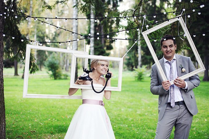 Прованс, прованс: свадьба Дарьи и Сергея
