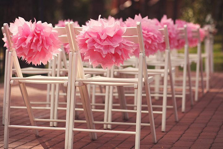 Нежно розовая свадьба weddywood