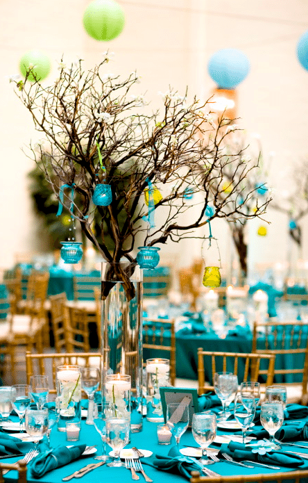 blue-and-green-wedding-engineers-club-flowers-by-elegance-and-simplicity-lanterns-manzanita-branches