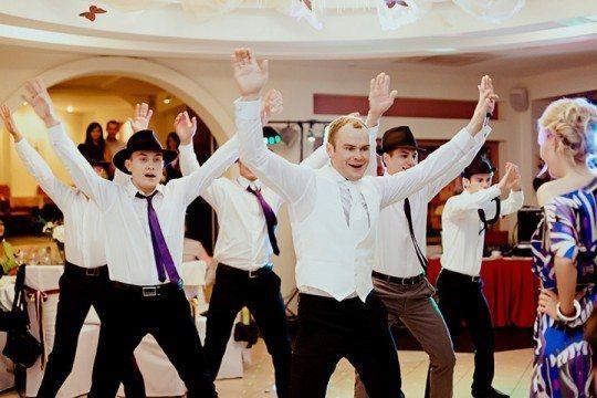 Веселая музыка на свадьбу