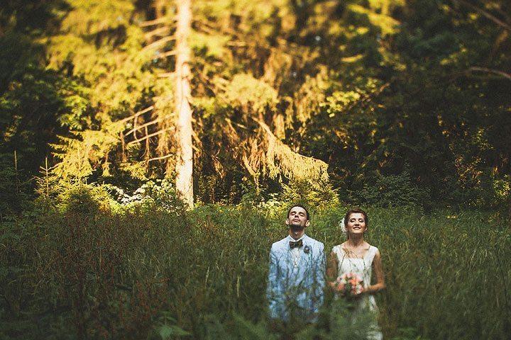 Летнее очарование: свадьба Ольги и Дмитрия