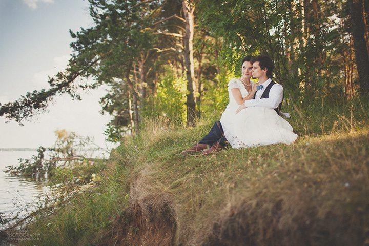 Стиль и элегантность: свадьба Ани и Дениса