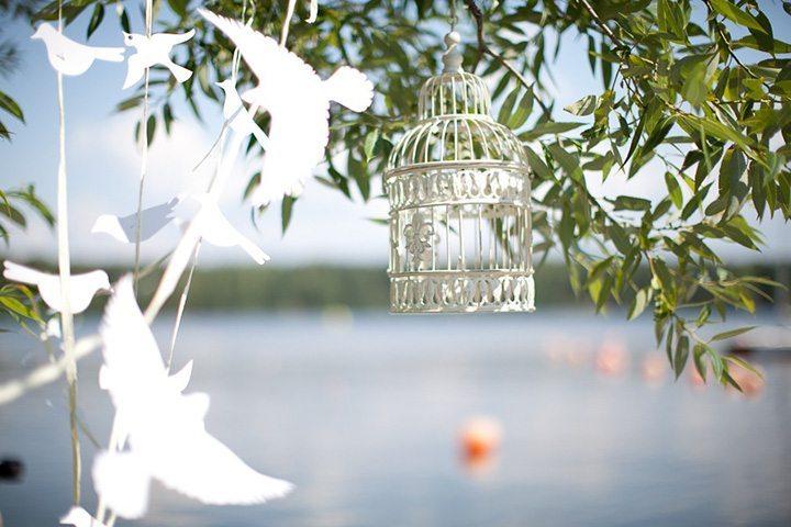 Морская гармония: свадьба Ани и Олега