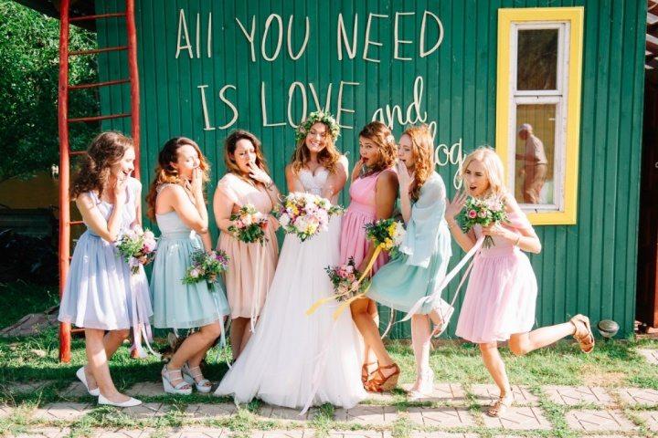 af29db98e803891 9 идей, как развлечь гостей на свадьбе - Weddywood