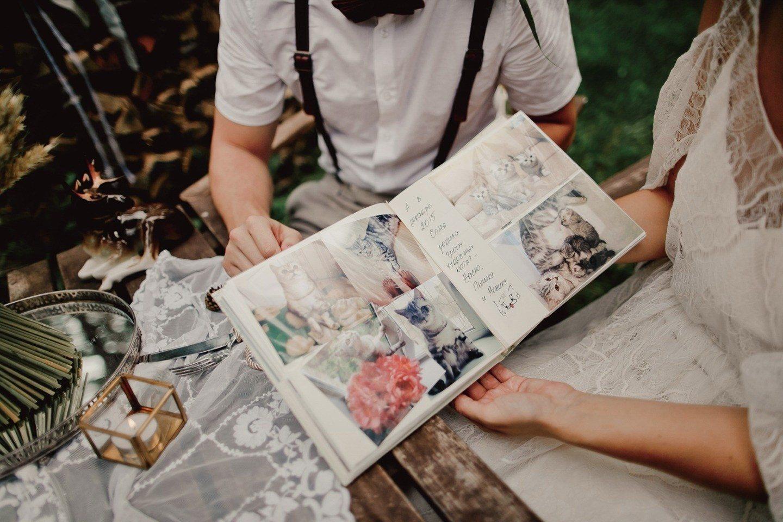 Свадебные традиции: подарки-сюрпризы друг другу
