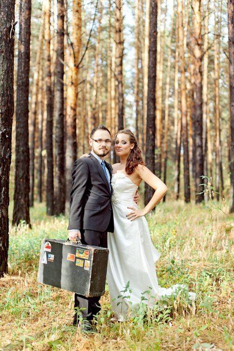 Свадьба с характером: Дина и Умед