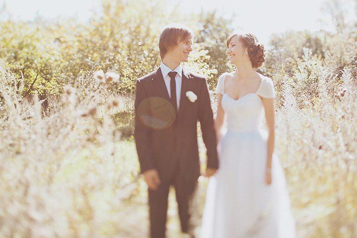 Солнечное счастье: свадьба Ксении и Олега