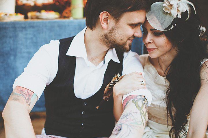 Дух свободы: свадьба Андрея и Дарьи