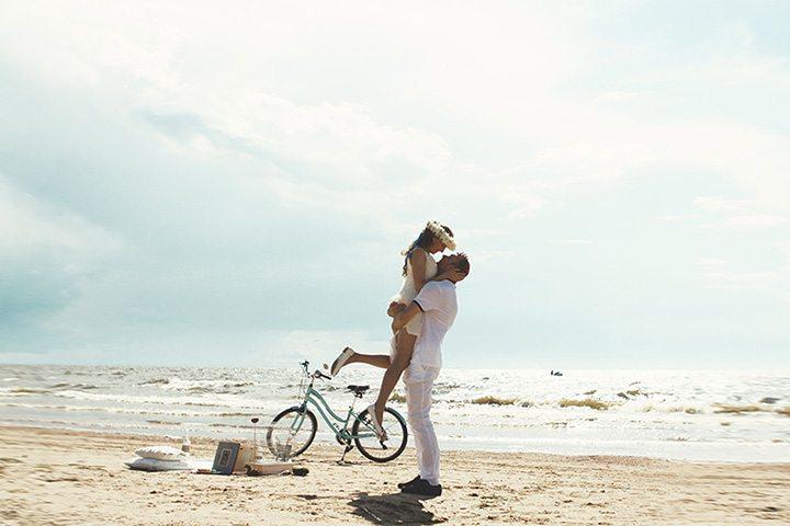 Любовь. Вода. Велосипед: Love-story Нади и Стаса