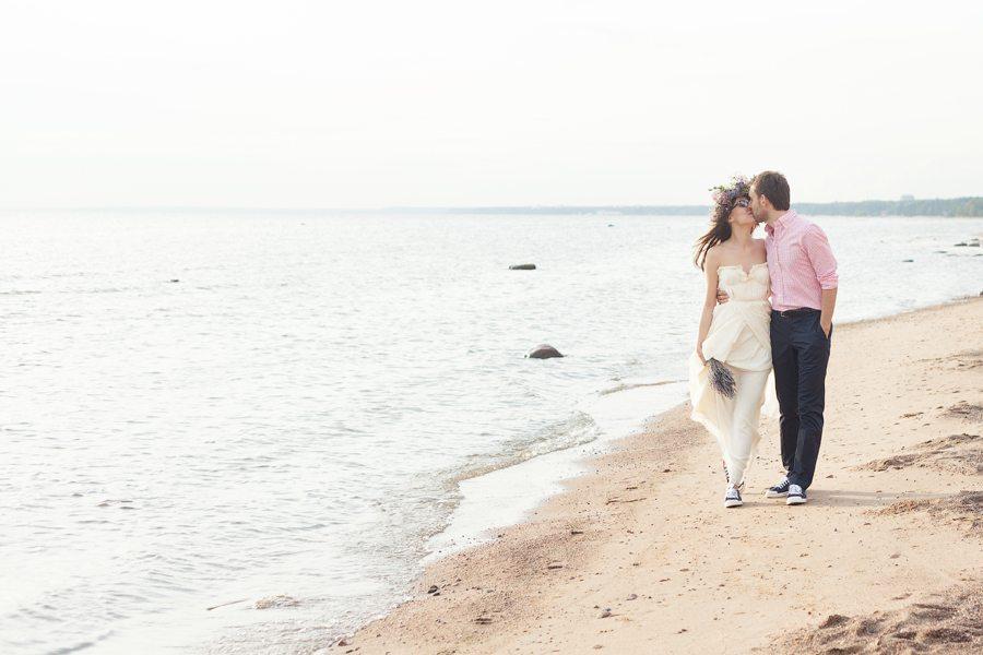 Красота в простоте: свадьба Паши и Дианы