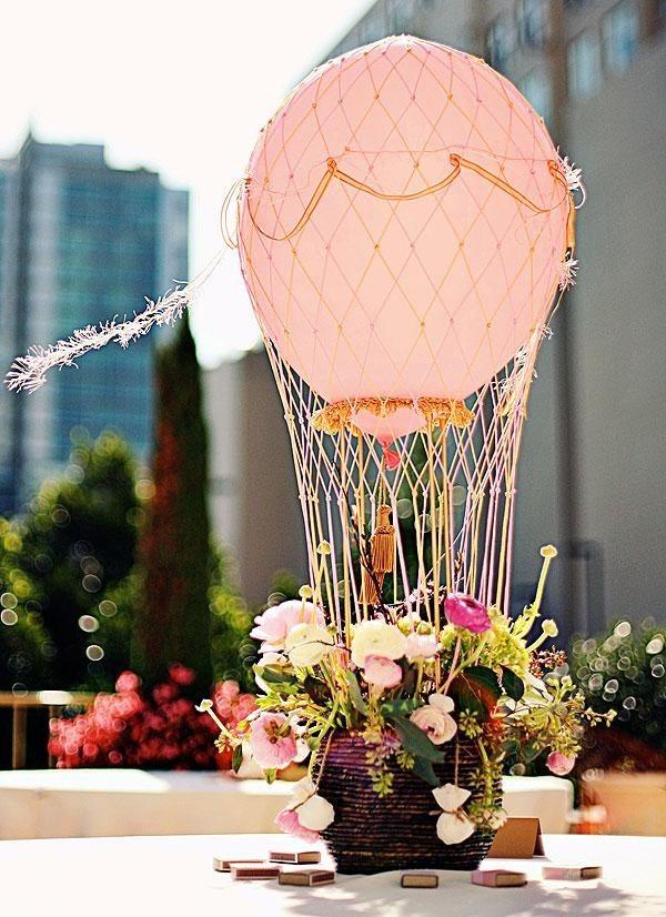 Своими руками с воздушными шарами