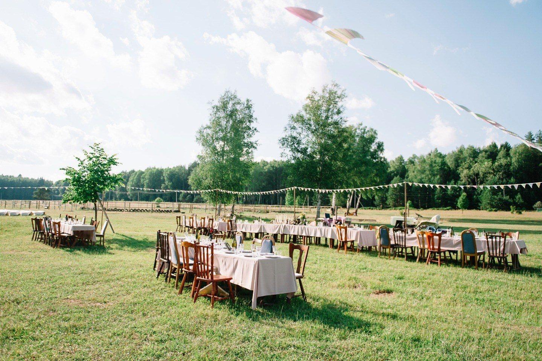 Рустик стилистика свадьбы в деталях