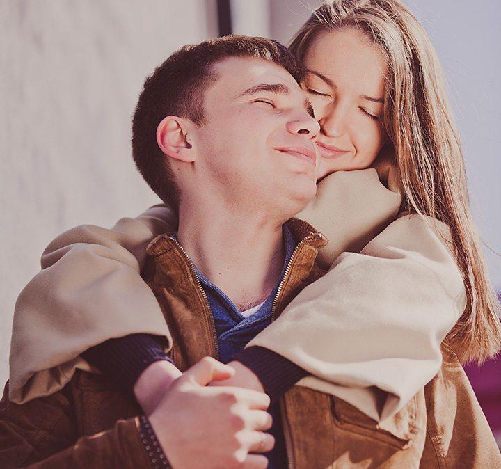 Любовь во флаконе: love-story Михаила и Галины