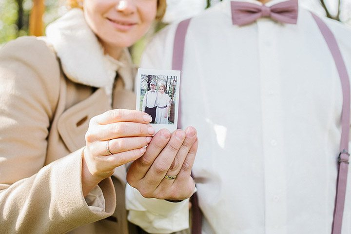 Сезон любви: свадьба Аси и Саши