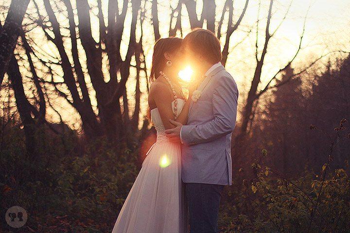 Тёплые воспоминания: Love-story Ольги и Александра