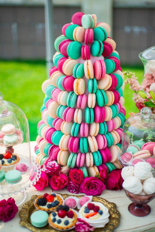 Как оформить сладкую зону на свадьбе?