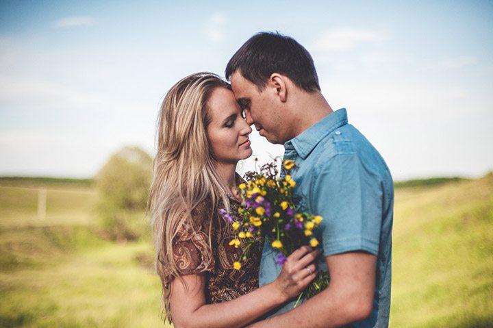 Красота природы: Love-story Димы и Ани