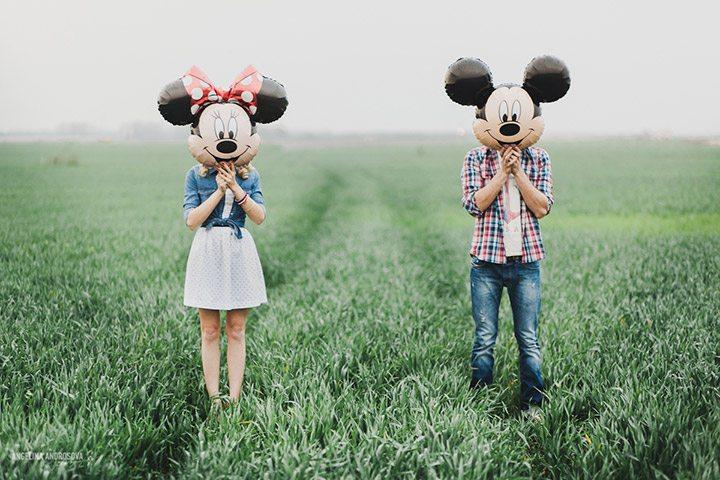 American life: love-story Андрея и Маргариты