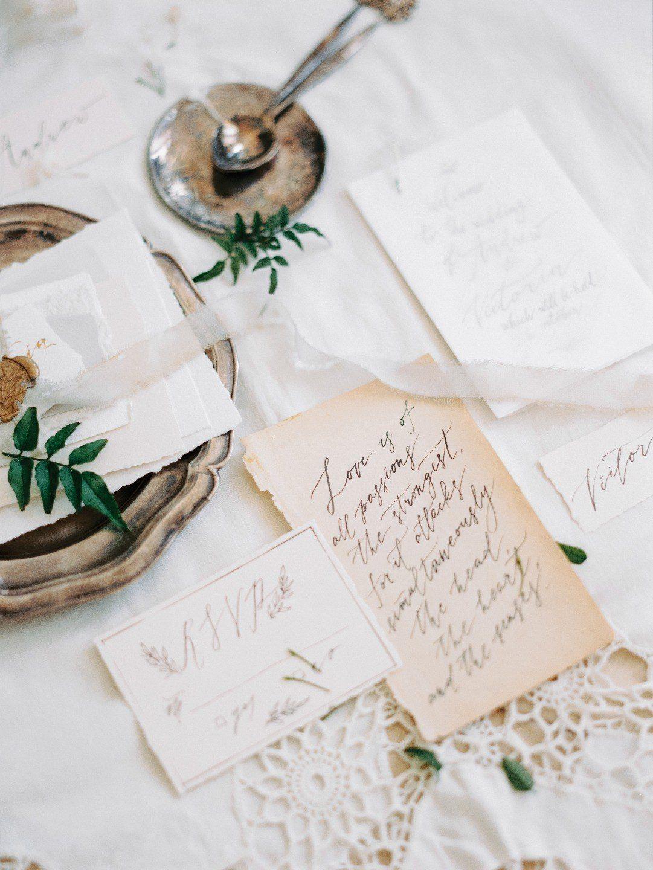 Винтажная стилистика свадьбы в деталях