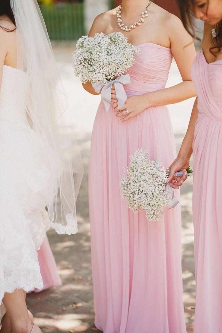 Вдохновение цветом: нежность розового