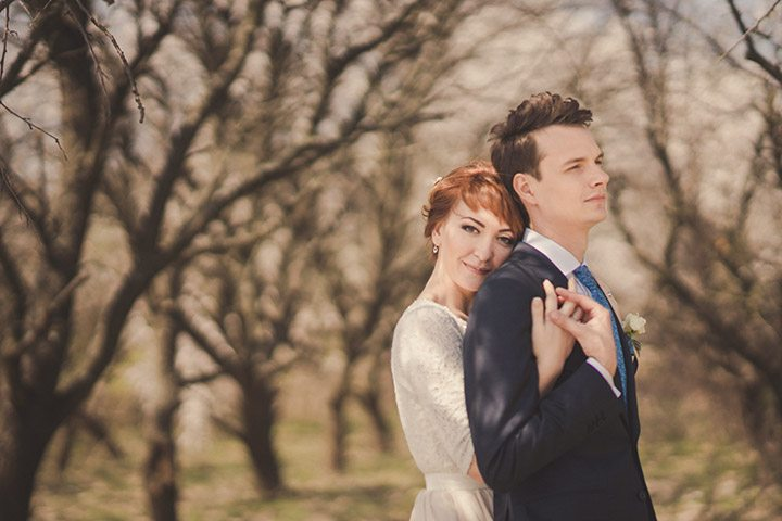 Красота любви: свадьба Виктора и Анастасии