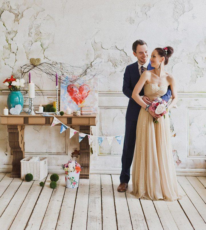 этого готовая фотосессия свадебная в студии названию можно