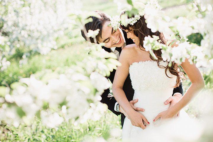 Весенняя любовь: стилизованная съёмка от Sunny Marlee