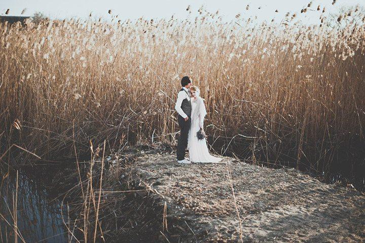 Красота прохлады: love-story Марка и Екатерины