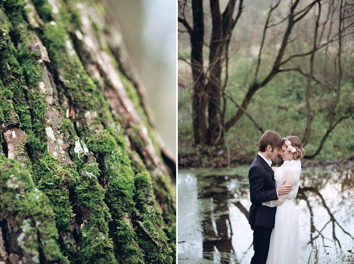 Очарование октября: свадьба Кати и Милана