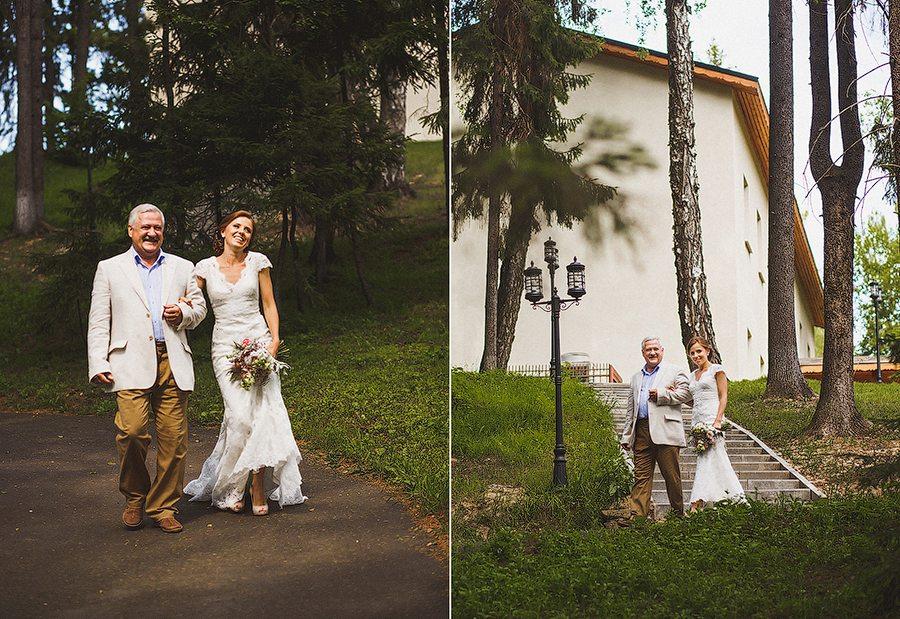 Сёрферская свадьба Яны и Миши