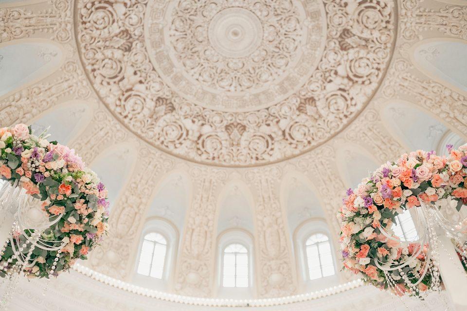Снежная мечта: свадьба Алевтины и Максима