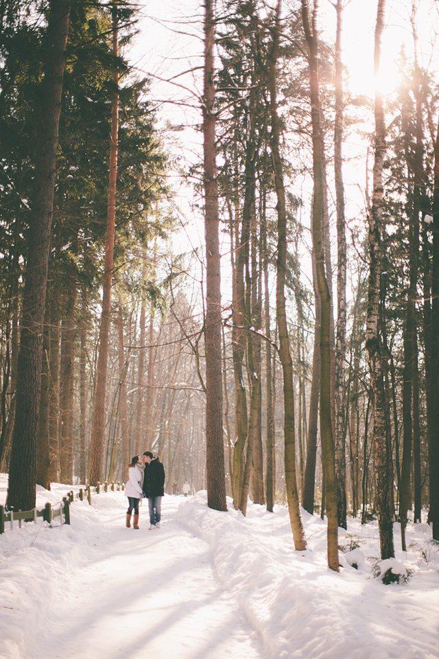 Мороз и солнце: love-story Кристины и Ивана