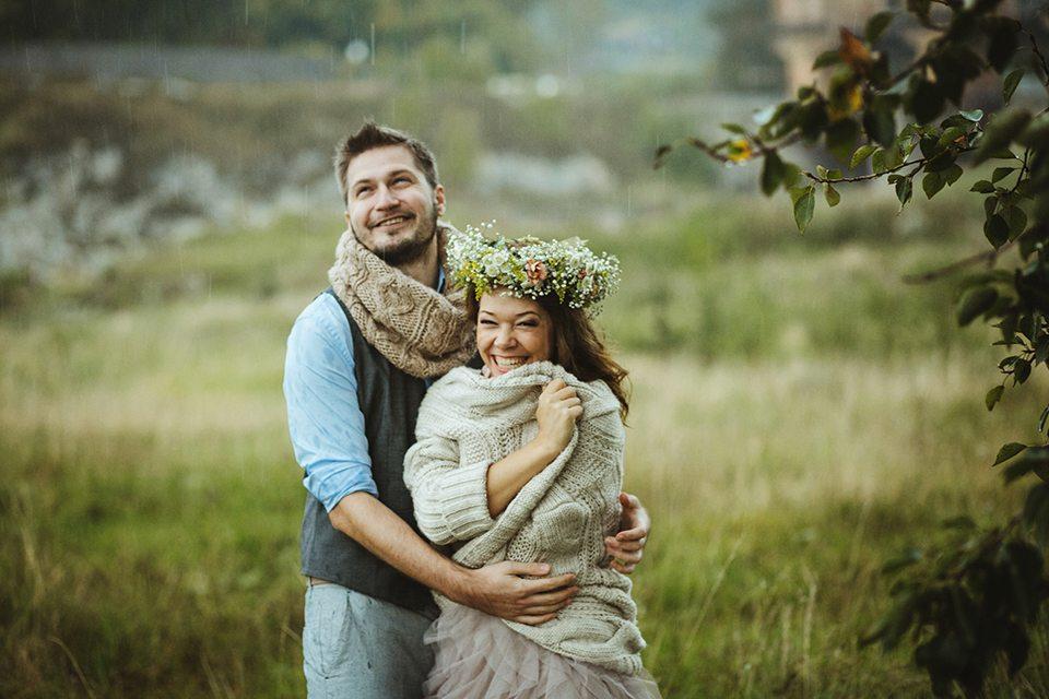 Любовь согреет: love-story Ольги и Ильи