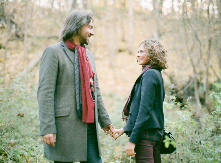 Осенняя свежесть леса: love-story Тимофея и Анастасии