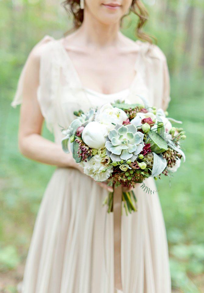 Близость к природе: свадьба Татьяны и Виктора