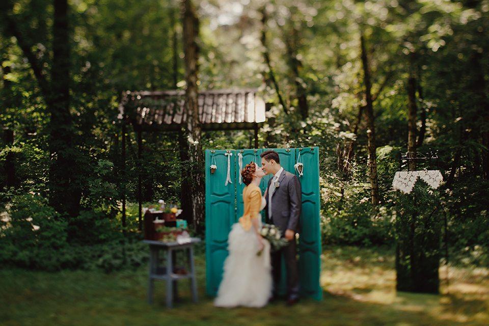 Любовь на всю жизнь: свадьба Оли и Пети