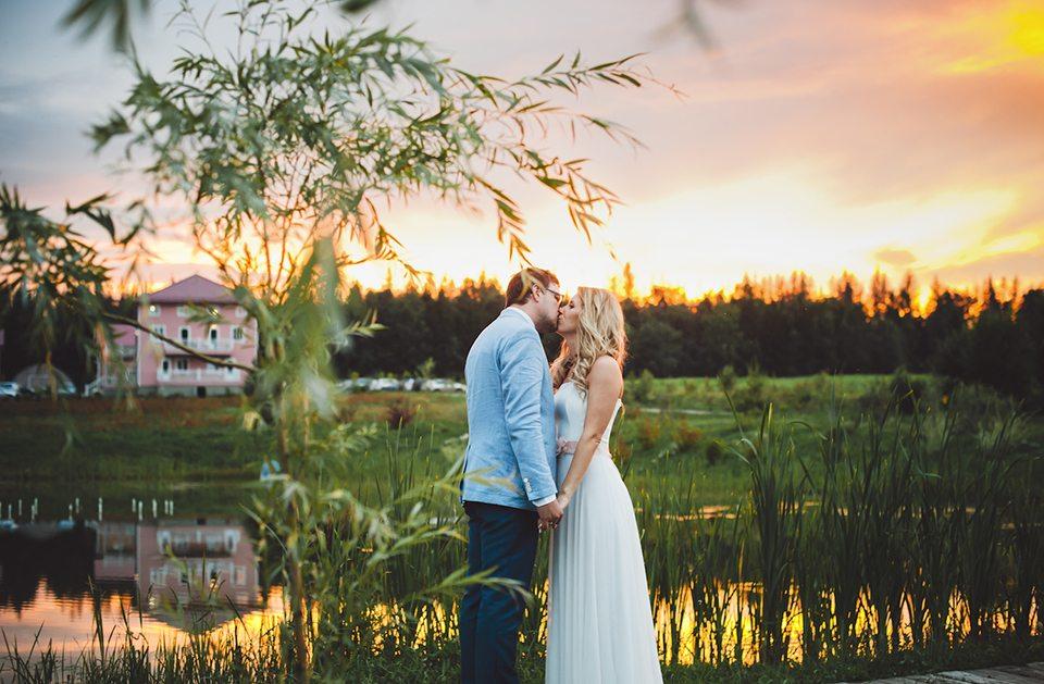 Праздник любви: свадьба Насти и Паши