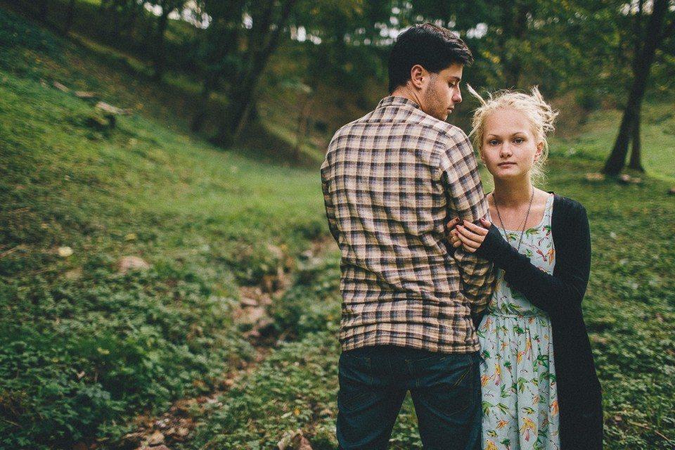 Вдали от суеты: love-story Алины и Артема