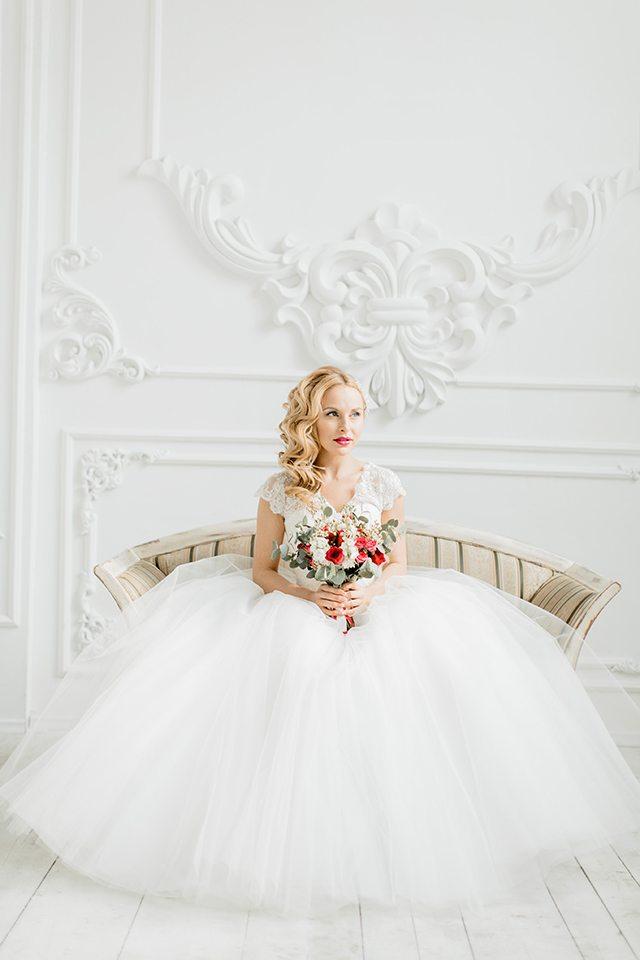 Легкость свадебных образов: Morning Allure