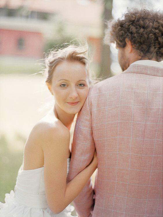Нежность оттенков: свадьба Ивана и Дианы