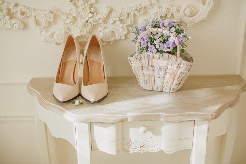 Прикосновение весны: Spring bride