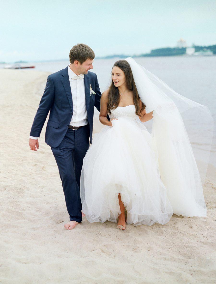 Торжество элегантности: свадьба Дениса и Насти